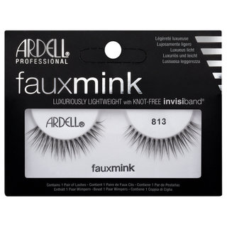 Faux Mink Lashes 813 Black