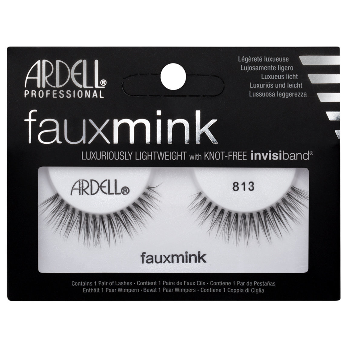 a047ac432b7 Ardell Faux Mink Lashes 813 Black | Beautylish