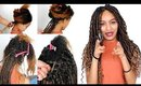 How to do crochet faux locs hair | crochet braids tutorial