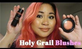 Holy Grail Blushes | Victoria Briana