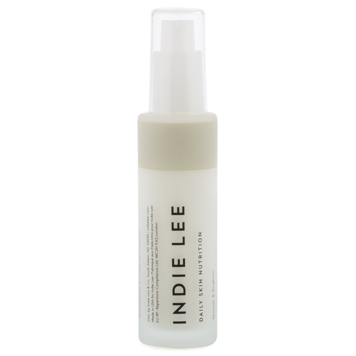 Indie Lee Daily Skin Nutrition 50 ml product swatch.