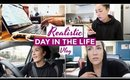 VLOG | Day In The Life: Working From Home (Realistic)