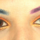 Color eyebrows