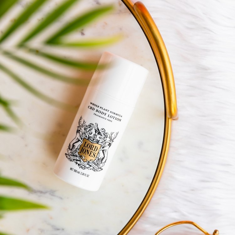 Alternate product image for Body Lotion - Fragrance-Free shown with the description.