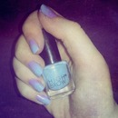 first ombre Nails I've ever done! I'm so proud of myself xx