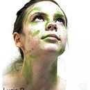 Green Powder Makeup