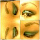 My blue eye..