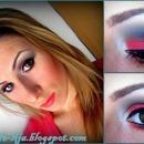 Salmon Makeup