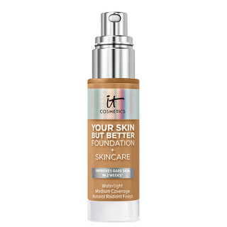 Your Skin But Better Foundation + Skincare Tan Warm 42.5