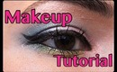 Colorful eye makeup look ♡ REQUESTED makeup tutorial