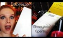 First Ever Glossybox Opening! December 2012 HD