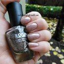 Grey/Beige Glitter