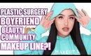 Plastic Surgery, Beauty Community, My Makeup Line | JUICY Q&A