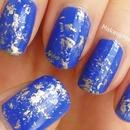 Lapis Lazuli Nails