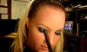Waikiki Inspired makeup part 1