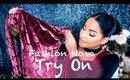 Fashion Nova Try On Haul | BeautybyLee