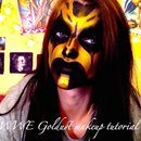 | WWE Goldust makeup | 🎃