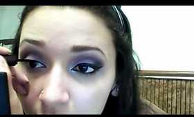 Flirty Purple Smokey Eye ** Tutorial**