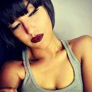 Bangs & Lips
