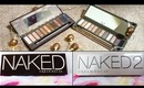 Best In Beauty Competition | Urban Decay Naked vs Naked 2
