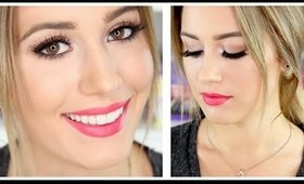 Neutral Eyes- Pink Lips  |  Karissa Pukas