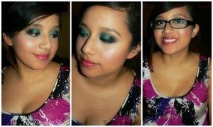 makeup geek- poolside