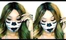 Halloween Look: Sugar Skull Makeup Tutorial