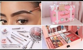 Brow Down! Benefit's NEW Brow Collection Reveal & GIVEAWAY!