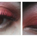 Shimmery Red