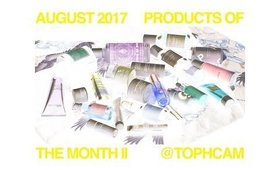August 2017 Products of the Month II | TophCam