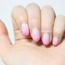 Cherry Pink Gradation