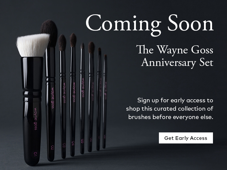 Sign up for early access to Wayne Goss The Anniversary Set
