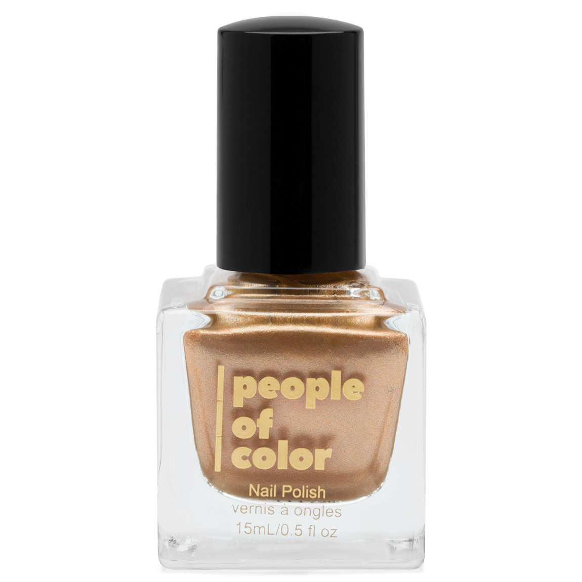 People of Color Beauty Nail Polish Bronzed Beauty alternative view 1.