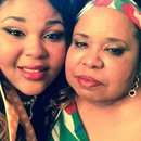 Me and my beautiful grandma