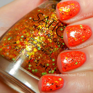 over China Glaze Sureal Appeal