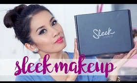 Sleek Makeup #3 Unboxing, Review, & Swatches | Lip Vip, Blush by 3, Highlighting Palette
