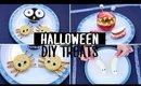 DIY Halloween Treats Super Easy!
