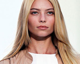 Chloé Makeup, Paris Fashion Week S/S 2012