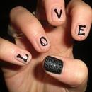L.O.V.E nails
