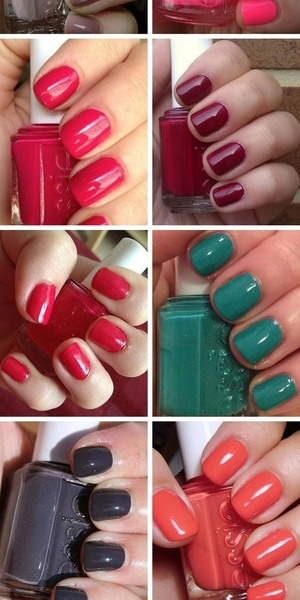 Essie is a world famous nail polish brand that started out in 1981. Today, almost every nail polish lover would like to have a few of these beauties in her collection. Here is a collection of some of the best Essie nail polishes http://www.stylecraze.com/articles/best-essie-nail-polishes-and-swatches-our-top-10/
