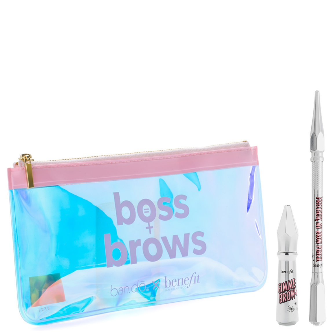 Benefit Cosmetics Boss Brows, Baby! Brow Duo Shade 6