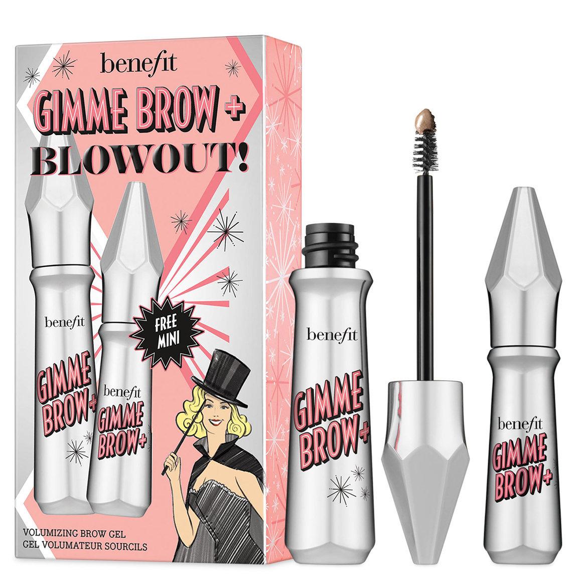 Benefit Cosmetics Gimme Brow+ Blowout Set 02 Light