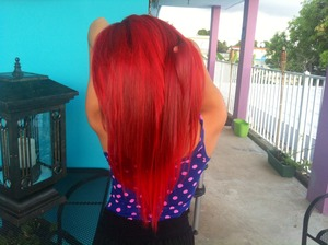 My old look, i need my red hear!!!😰😰😥