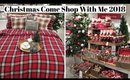 CHRISTMAS HOME DECOR COME SHOP WITH ME UK | #laurappbeauty