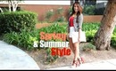 My Spring/Summer Style OOTD(s) & GIVEAWAY #1 [Fashion] Outfit of the Day