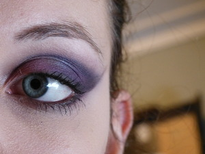 to recreate this look you can watch my video :) on Inez V or on this channel :)