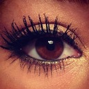 Yeux marrons !