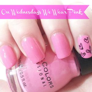 On the blog: http://www.hairsprayandhighheels.net/2013/02/on-wednesdays-we-wear-pink-notd_20.html