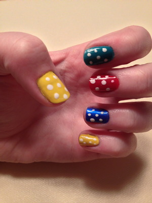 Inspired by WAH Nails Project #42