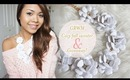 GET READY WITH ME: Cozy Fall Sweater & Ameera Noor GIVEAWAY! | Charmaine Manansala